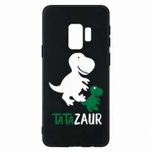Phone case for Samsung S9 Daddy dinosaur