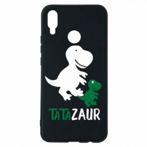 Huawei P Smart Plus Case Daddy dinosaur