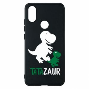 Phone case for Xiaomi Mi A2 Daddy dinosaur