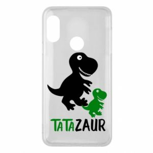 Phone case for Mi A2 Lite Daddy dinosaur