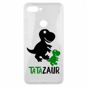 Etui na Xiaomi Mi8 Lite Tato dinozaur