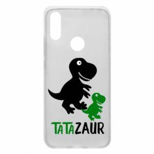 Etui na Xiaomi Redmi 7 Tato dinozaur