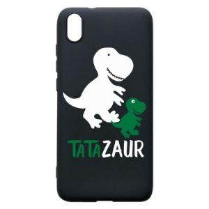 Etui na Xiaomi Redmi 7A Tato dinozaur
