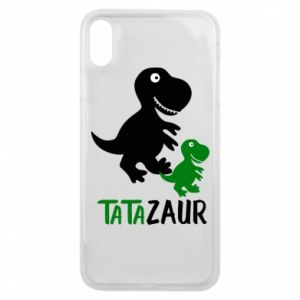 Phone case for iPhone Xs Max Daddy dinosaur