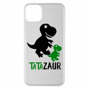 iPhone 11 Pro Max Case Daddy dinosaur
