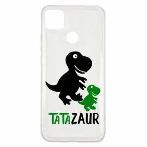 Xiaomi Redmi 9c Case Daddy dinosaur