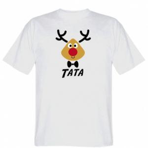 Koszulka męska Tatuś jeleń
