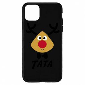 Etui na iPhone 11 Pro Tatuś jeleń