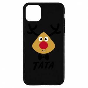 Etui na iPhone 11 Pro Max Tatuś jeleń