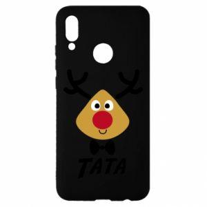 Etui na Huawei P Smart 2019 Tatuś jeleń