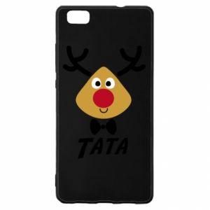 Etui na Huawei P 8 Lite Tatuś jeleń