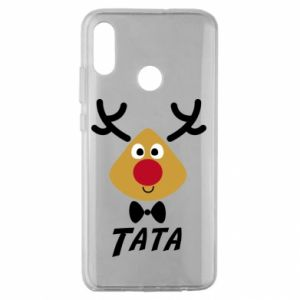 Etui na Huawei Honor 10 Lite Tatuś jeleń
