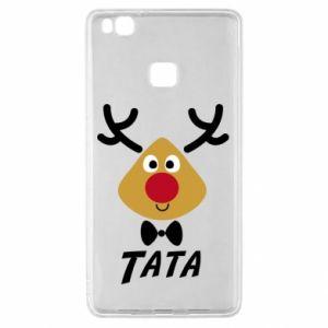 Etui na Huawei P9 Lite Tatuś jeleń