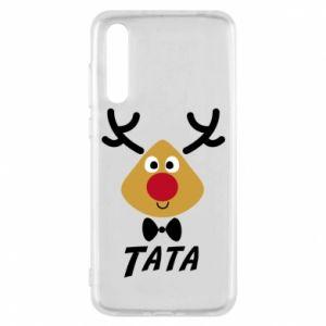 Etui na Huawei P20 Pro Tatuś jeleń