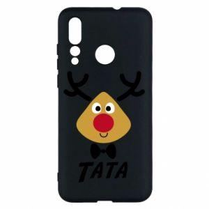 Etui na Huawei Nova 4 Tatuś jeleń