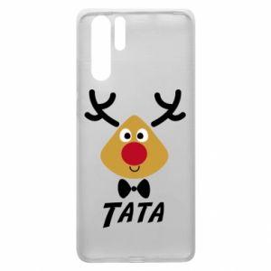 Etui na Huawei P30 Pro Tatuś jeleń