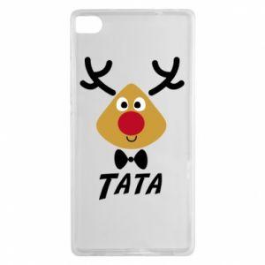 Etui na Huawei P8 Tatuś jeleń