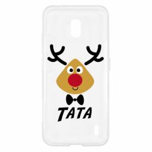 Etui na Nokia 2.2 Tatuś jeleń