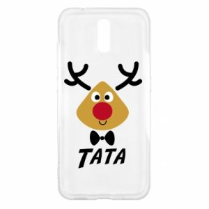 Etui na Nokia 2.3 Tatuś jeleń
