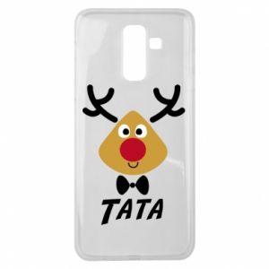Etui na Samsung J8 2018 Tatuś jeleń