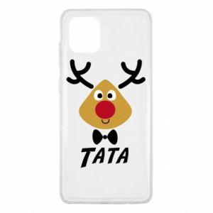 Etui na Samsung Note 10 Lite Tatuś jeleń