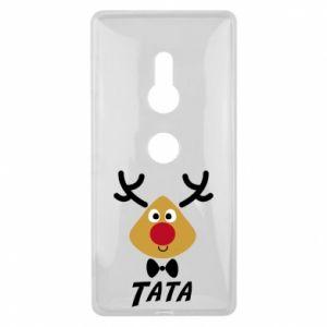 Etui na Sony Xperia XZ2 Tatuś jeleń