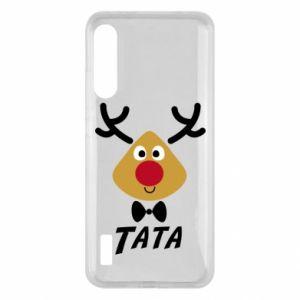 Etui na Xiaomi Mi A3 Tatuś jeleń