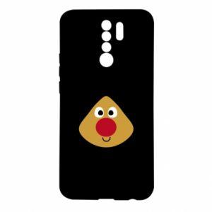 Etui na Xiaomi Redmi 9 Tatuś jeleń