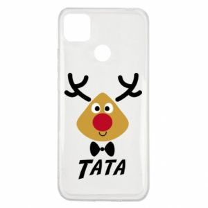 Xiaomi Redmi 9c Case Daddy deer