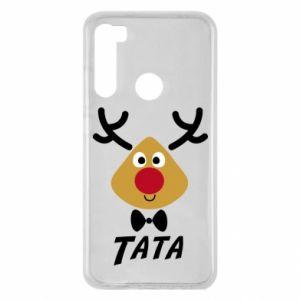 Etui na Xiaomi Redmi Note 8 Tatuś jeleń