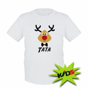 Kids T-shirt Daddy deer