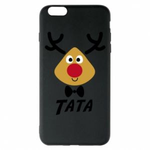 Etui na iPhone 6 Plus/6S Plus Tatuś jeleń