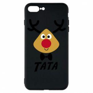 Etui do iPhone 7 Plus Tatuś jeleń