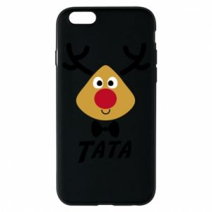 Etui na iPhone 6/6S Tatuś jeleń