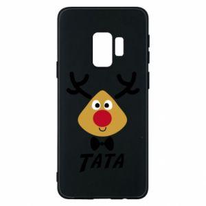 Etui na Samsung S9 Tatuś jeleń