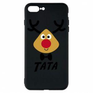 Etui na iPhone 8 Plus Tatuś jeleń