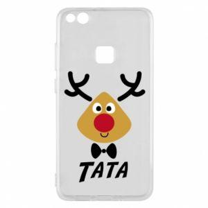 Etui na Huawei P10 Lite Tatuś jeleń