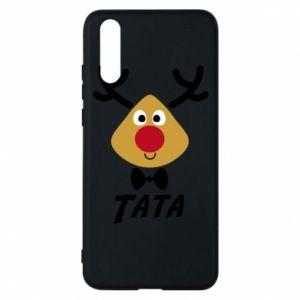 Etui na Huawei P20 Tatuś jeleń