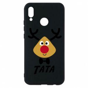 Etui na Huawei P20 Lite Tatuś jeleń