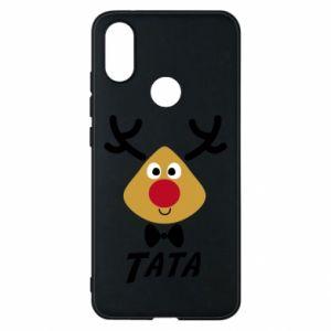 Etui na Xiaomi Mi A2 Tatuś jeleń