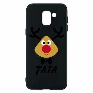 Etui na Samsung J6 Tatuś jeleń