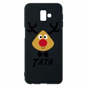 Etui na Samsung J6 Plus 2018 Tatuś jeleń
