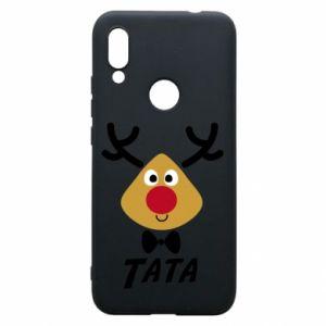 Etui na Xiaomi Redmi 7 Tatuś jeleń