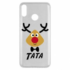 Etui na Huawei Y9 2019 Tatuś jeleń