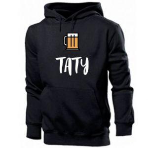 Men's hoodie Daddy and beer