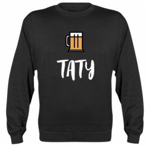 Sweatshirt Daddy and beer