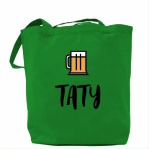 Bag Daddy and beer