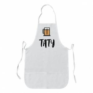 Fartuch Tata i piwo
