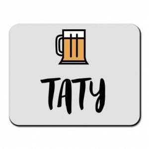 Podkładka pod mysz Tata i piwo
