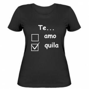 Women's t-shirt Te...